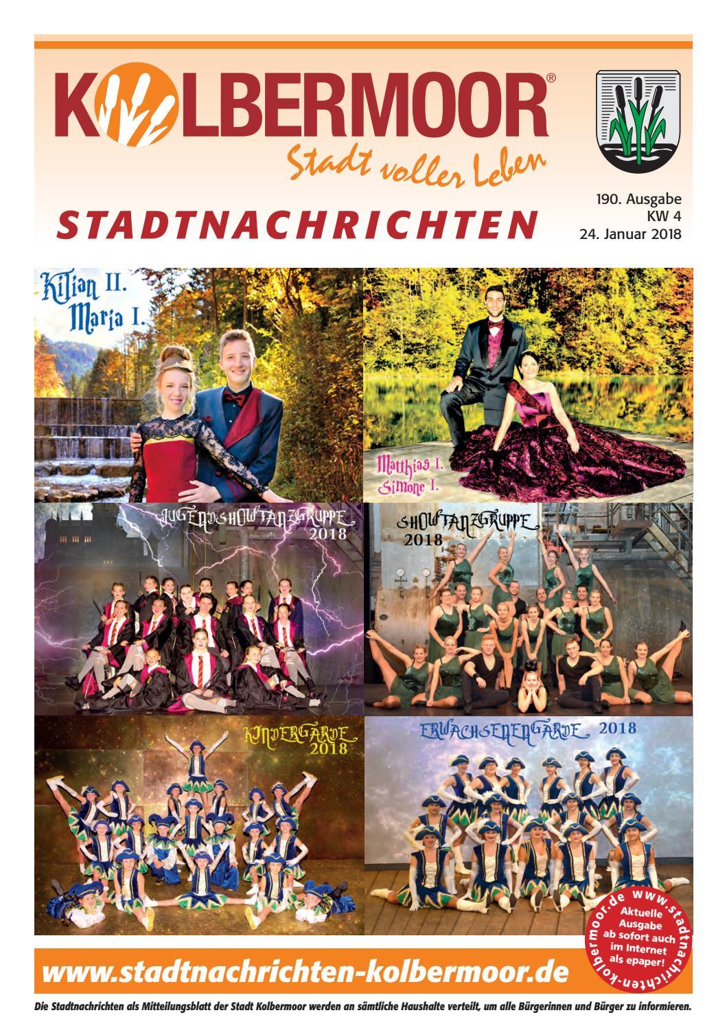 190 Stadtnachrichten Kolbermoor By Hans Peter Issuu