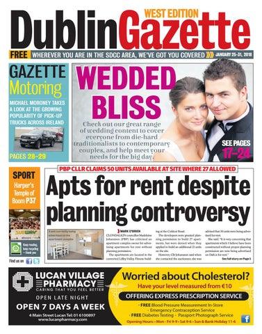 West by Dublin Gazette - issuu 20e3ecc979913