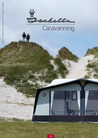 Isabella Awnings Brochure 2018 By Venture Caravans Issuu