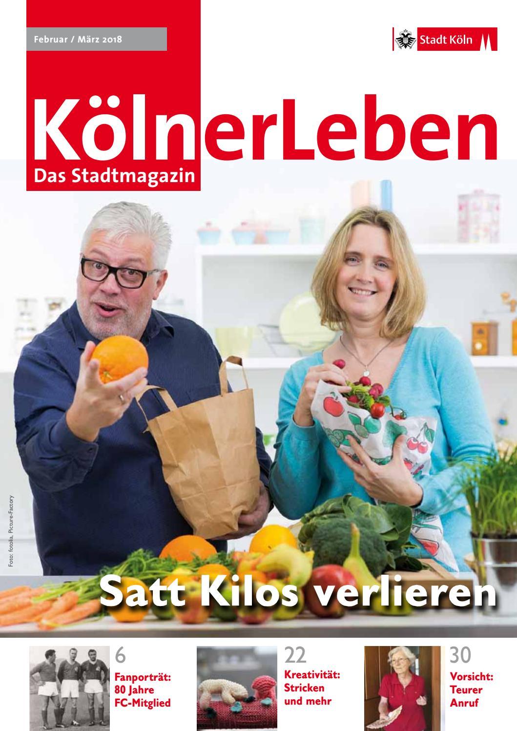 4a7766800cce61 KölnerLeben Februar   März 2018 by Känguru Colonia Verlag - issuu