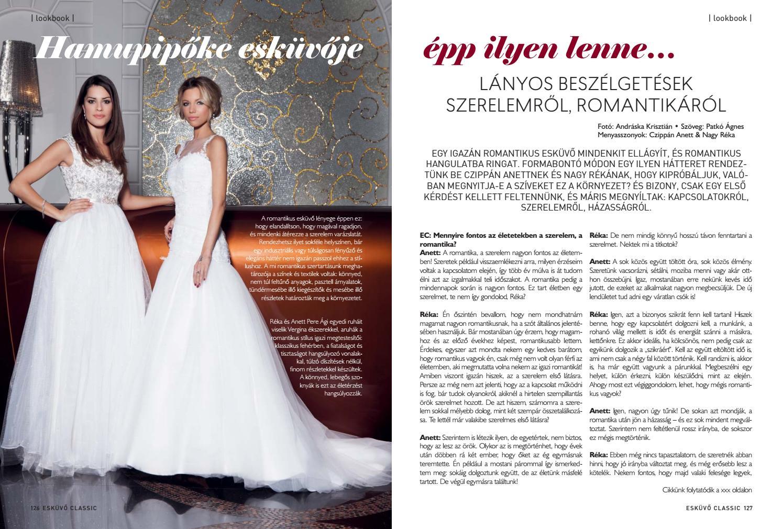 Esküvő Classic Pere Ági esküvői ruha by Pere Ági - issuu 5296d5032d