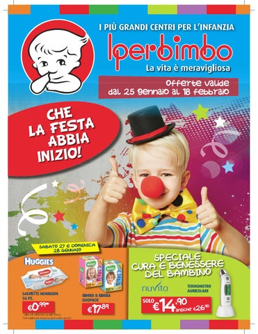 60f7b63e6e VOLANTINO MICRO MEGASTORE-IPERBIMBO SASSARI by Tutto Bimbo Società ...
