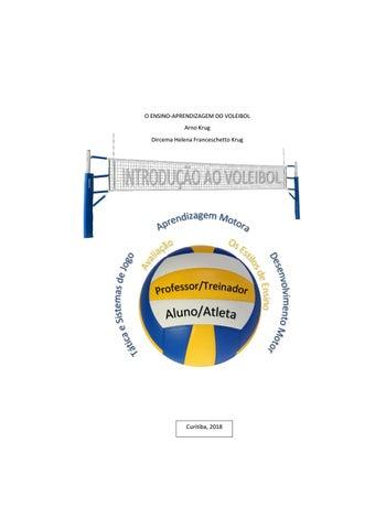 71864ee33eb7f O ensino aprendizagem do voleibol by Beatriz Barreto Brasileiro ...