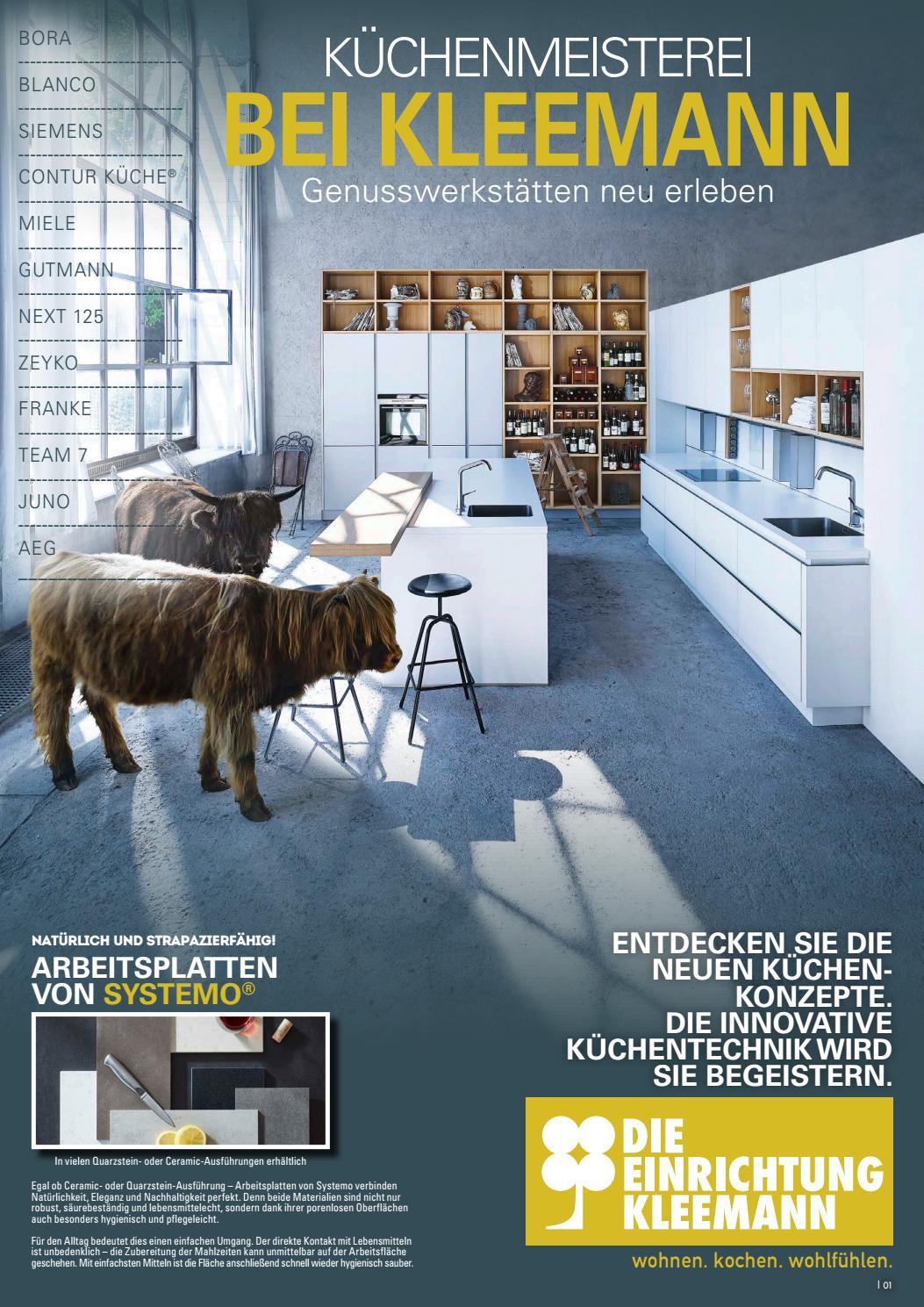 Einrichtung Kleemann   Küchenaktion By Perspektive Werbeagentur   Issuu