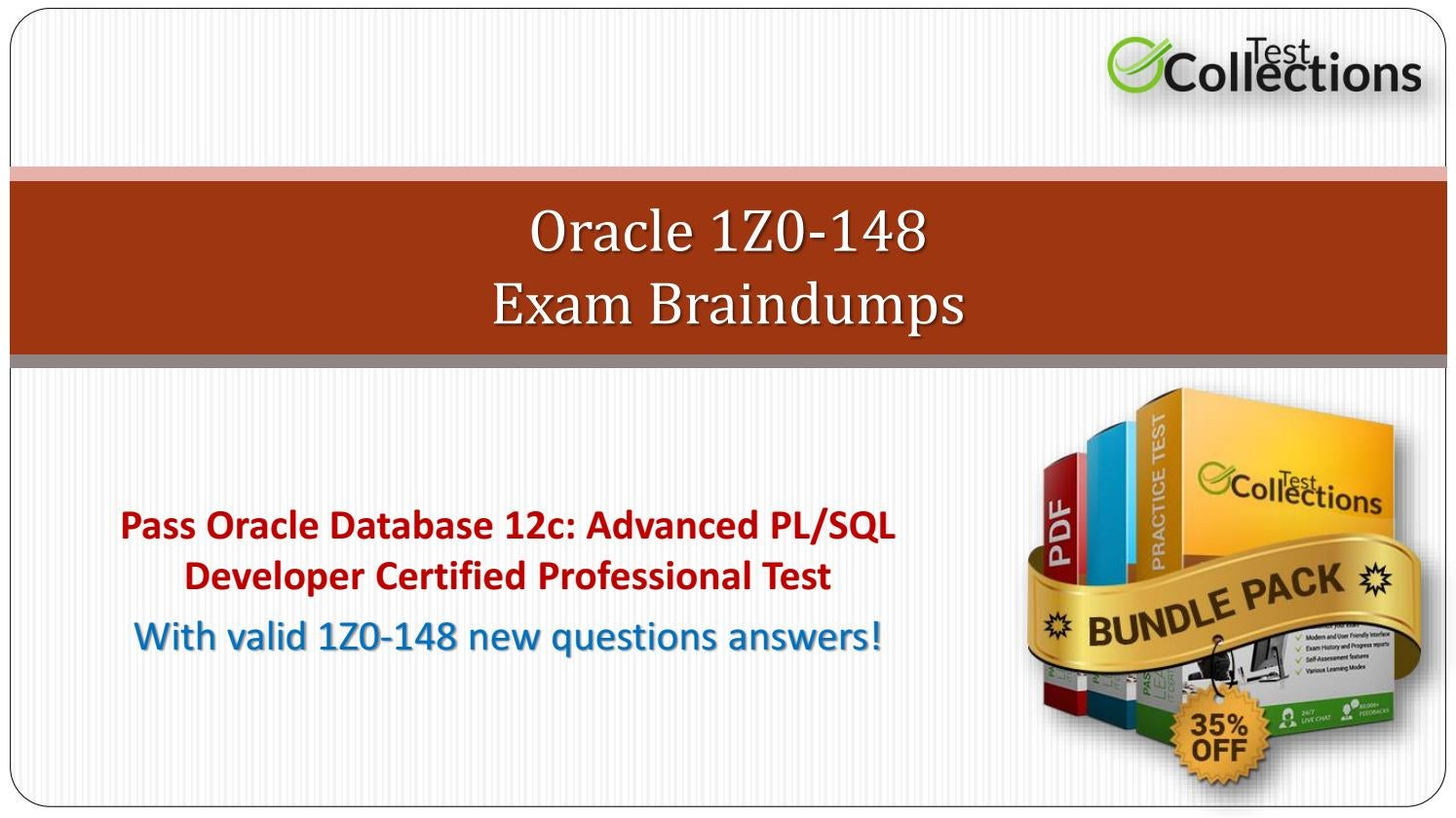 1z0 148 exam dumps and quick tips about 1z0 148 exam by stacy 1z0 148 exam dumps and quick tips about 1z0 148 exam by stacy mcghee issuu xflitez Image collections