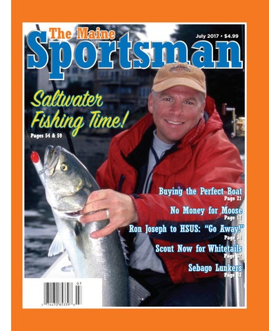d1fa5ea3af6 The Maine Sportsman - July 2017 by The Maine Sportsman - Digital ...