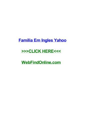 Aprender ingles sozinho yahoo dating