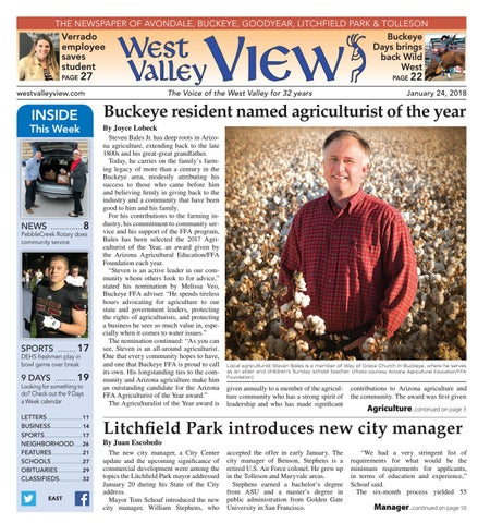 West valley view east january 24 2018 by times media group issuu page 1 fandeluxe Gallery