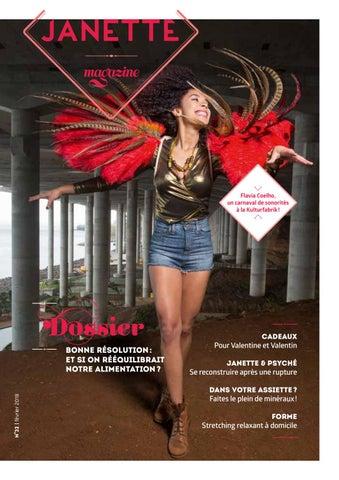 3d4432af34c Janette 32 - Février 2018 by Janette Magazine - issuu