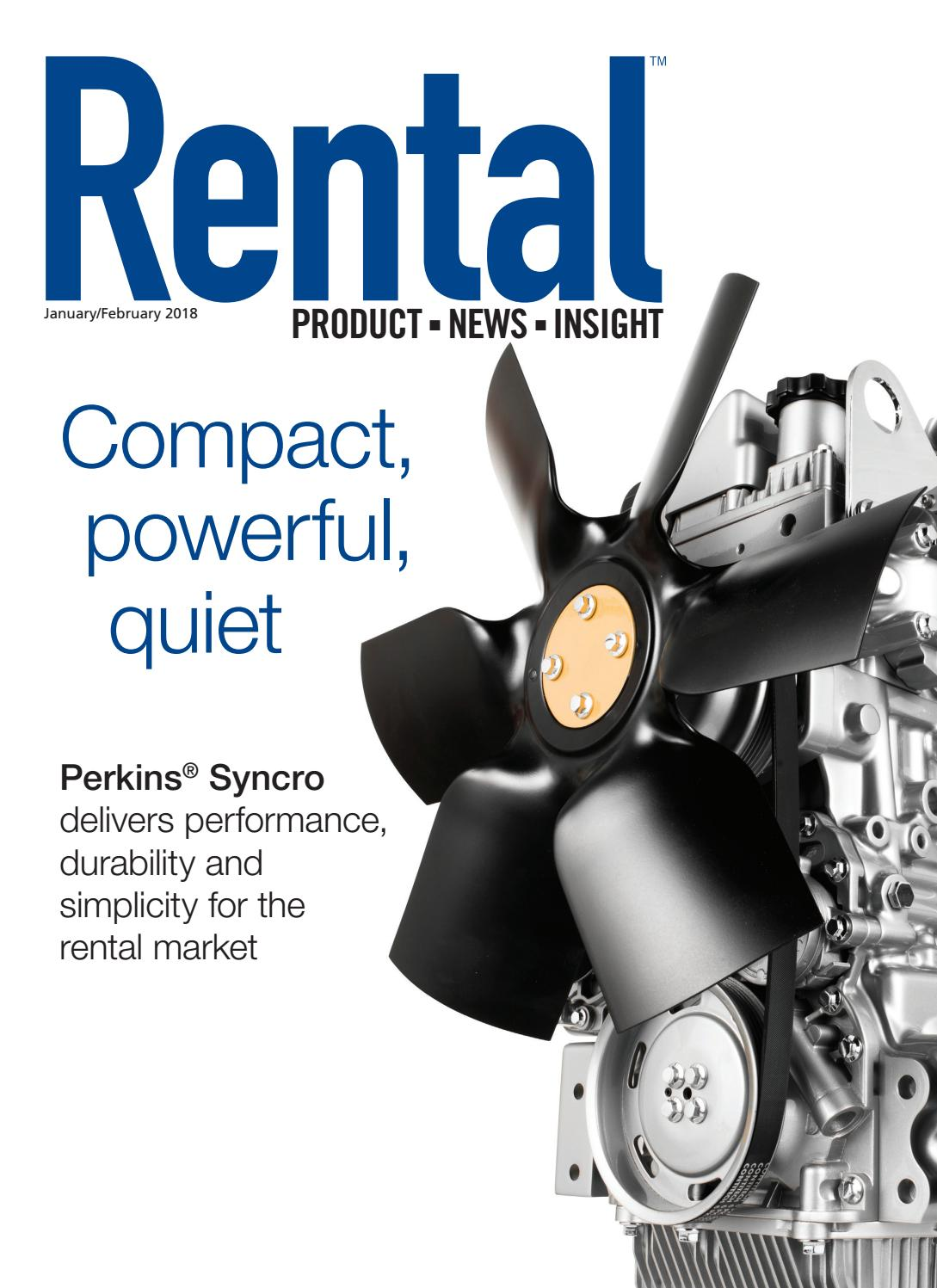 Rental January February 2018 By Forconstructionproscom Issuu A Pull Chain Or In Some Newer Fans Wireless Remote