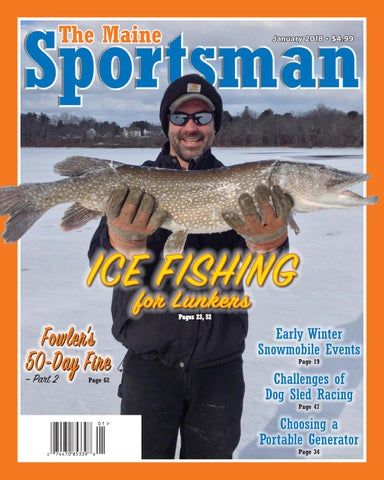 The maine sportsman january 2018 by the maine sportsman digital