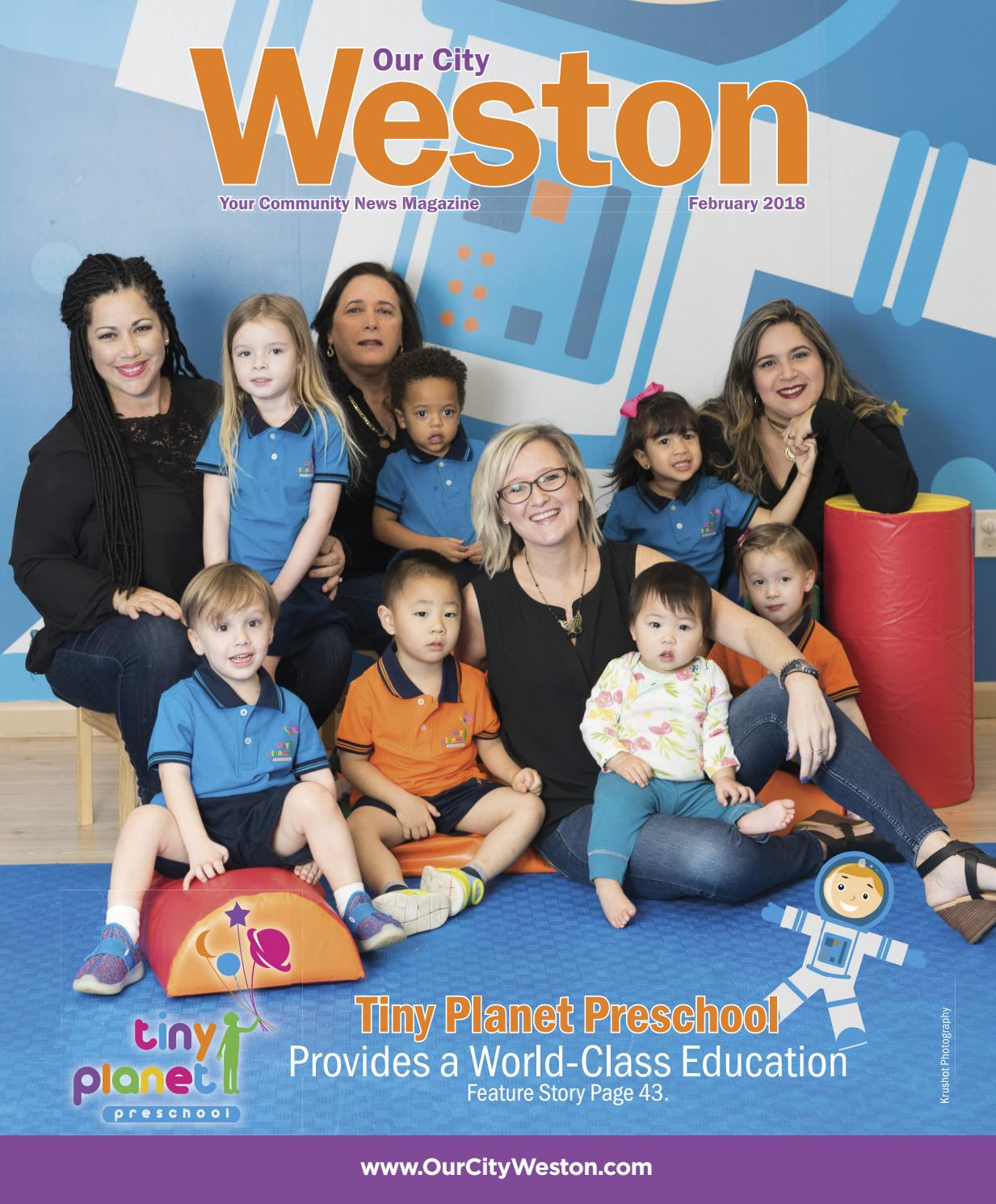 Our City Weston February 2018 By Media Issuu Ct Wiring Diagram