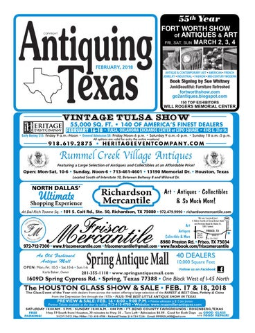 e631ba808 Ant tx upload 2 18 by Antiquing Texas - issuu