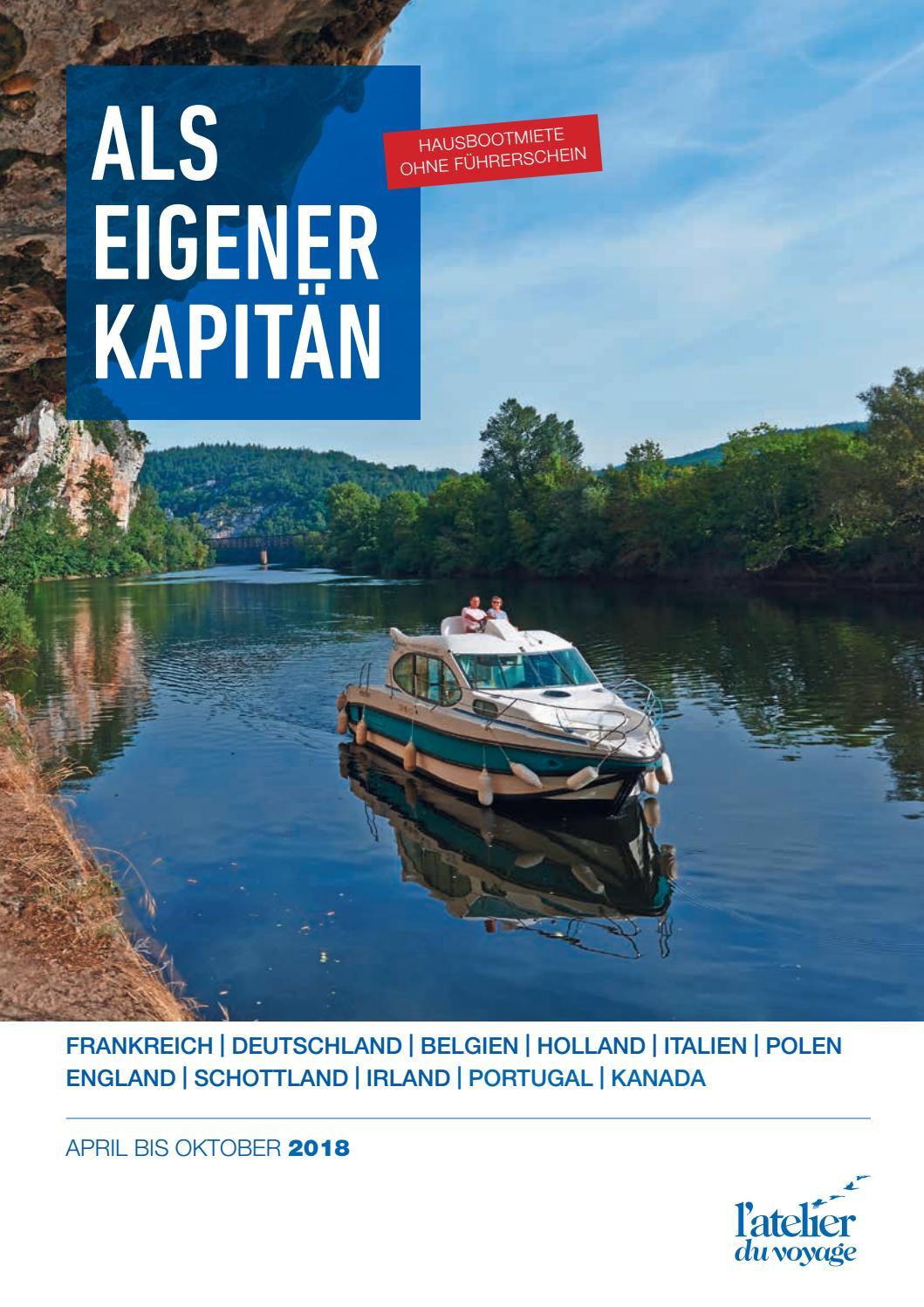 Als eigener Kapitän - Broschüre 2018 by TCS (Touring Club Schweiz ...