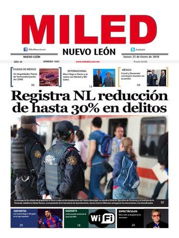 57ad37d11c Miled NL 25 01 18 by Miled Estados - issuu