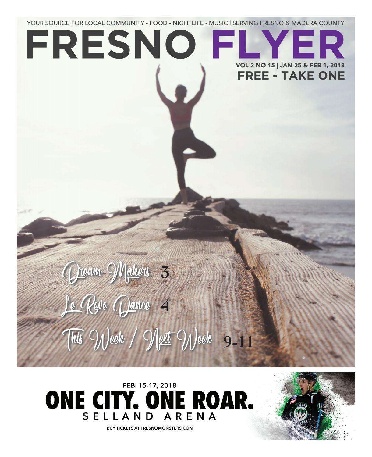 a9d16b6a6d Fresno Flyer Vol 2 No 15 by Fresno Flyer - issuu