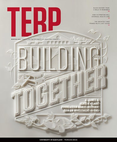 Terp Winter 2007 by University of Maryland - issuu