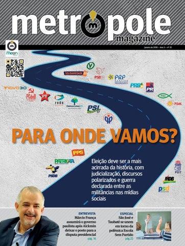 7bc67e17e3768 Metrópole Magazine - Janeiro de 2018   Edição 35 by Portal Meon - issuu