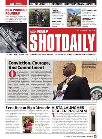 47f55e86daf8 Shot Daily - Day 3 - 2018 SHOT Show by SHOT Business - issuu