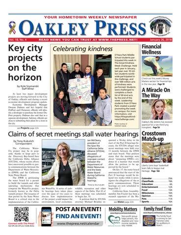 e27b5028d7 Oakley Press 01.26.18 by Brentwood Press   Publishing - issuu
