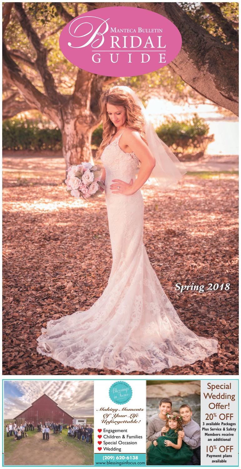 2018 MB BRIDAL by Manteca Bulletin - issuu