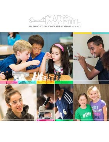 SFDay1617_AnnualReport by San Francisco Day School - issuu