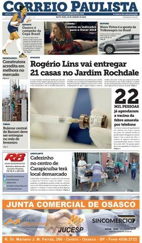 777783cb7820c jornal Correio Paulista 1306 by Jornal Correio Paulista - issuu