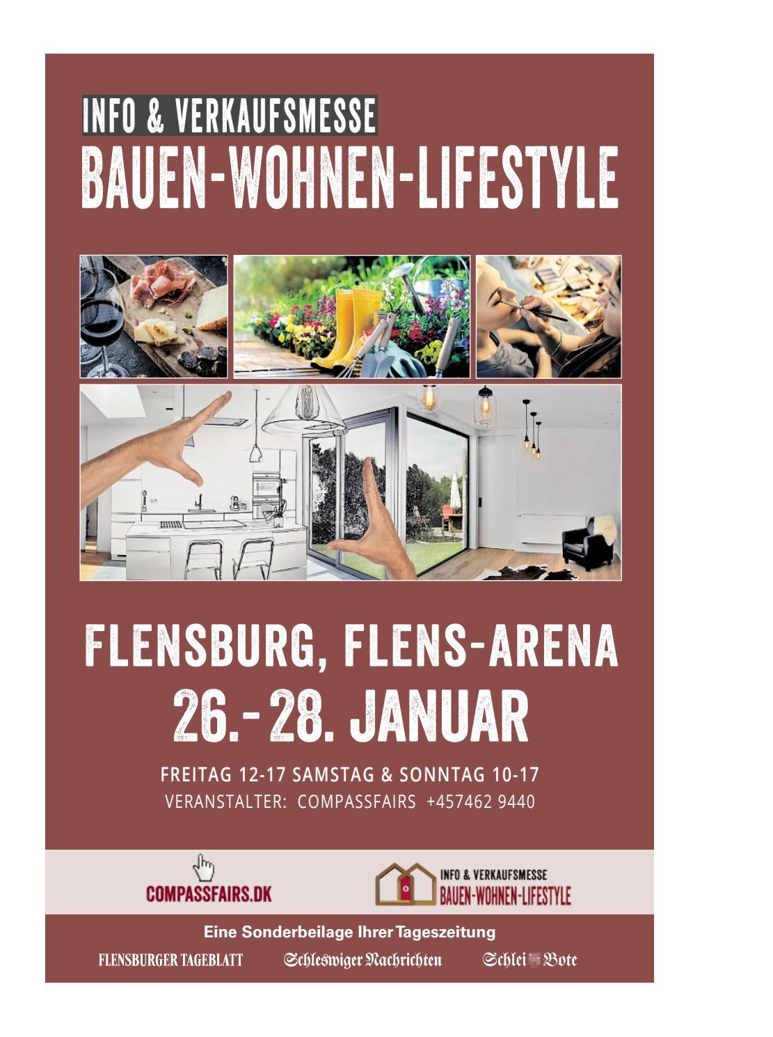 Flensburg 2018 bauen wohnen lifestyle Messe by CompassFairs - issuu