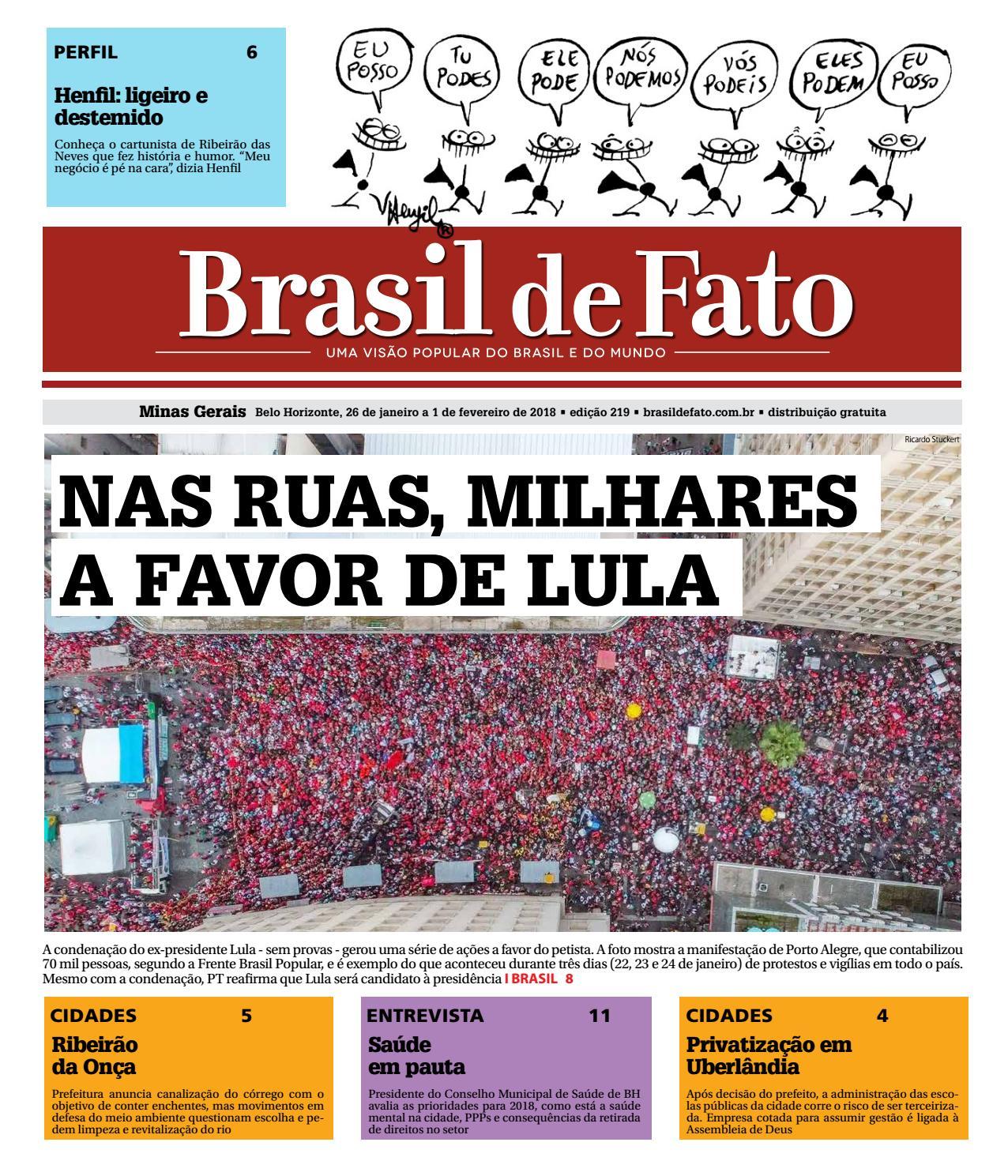 a13db84328 Edição 219 do Brasil de Fato MG by Brasil de Fato MG - issuu