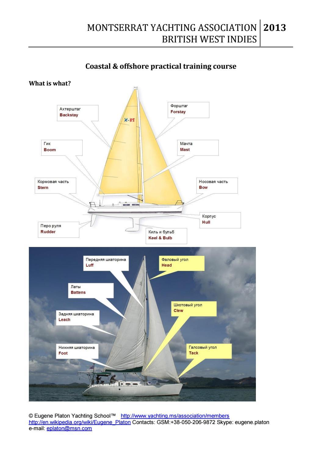 Coastal & offshore training course by Eugene Platon - issuu