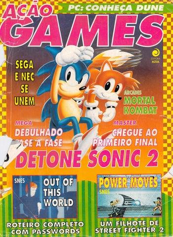 ab922393d348e Ação Games 25 - Dezembro 1992 by Checkpoint Geek Bar - issuu