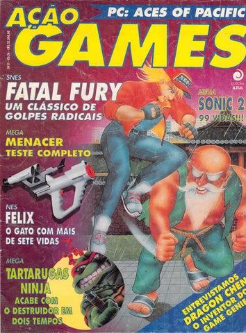 82bd40704d Ação Games 28 - Fevereiro 1993 by Checkpoint Geek Bar - issuu