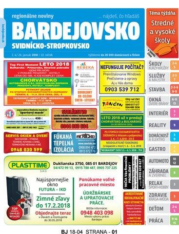 80c657af4d Bj1804 by REGIONPRESS - Bardejovsko - issuu
