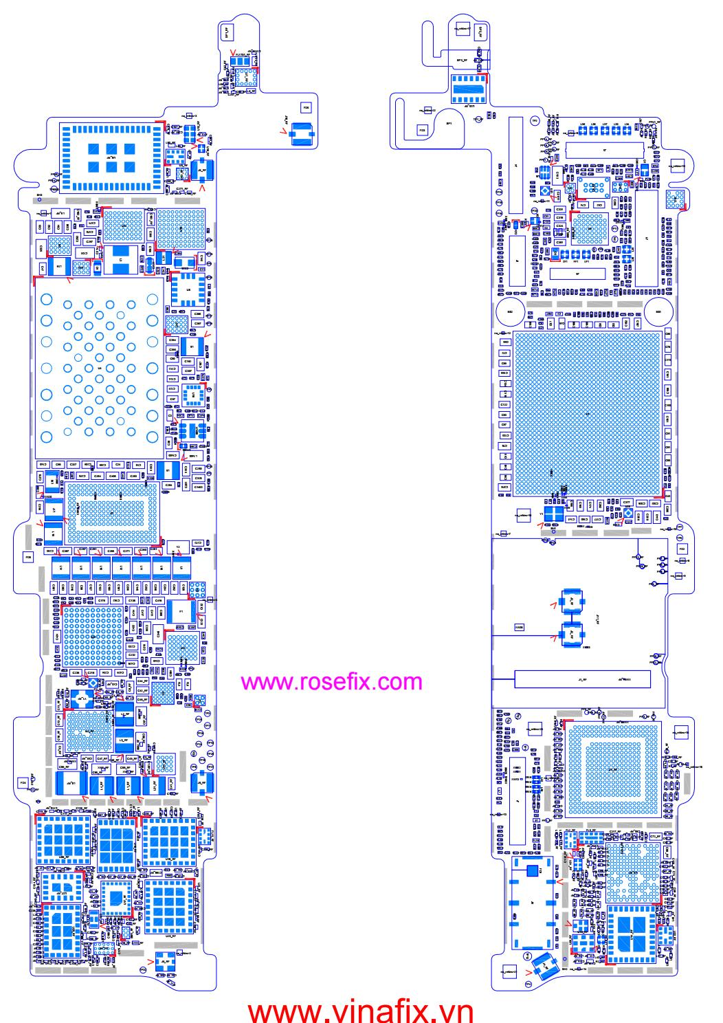 Iphone 5s Full Schematic Diagram By Yun Zhang