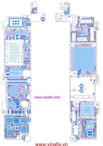 iphone 5s full schematic diagram