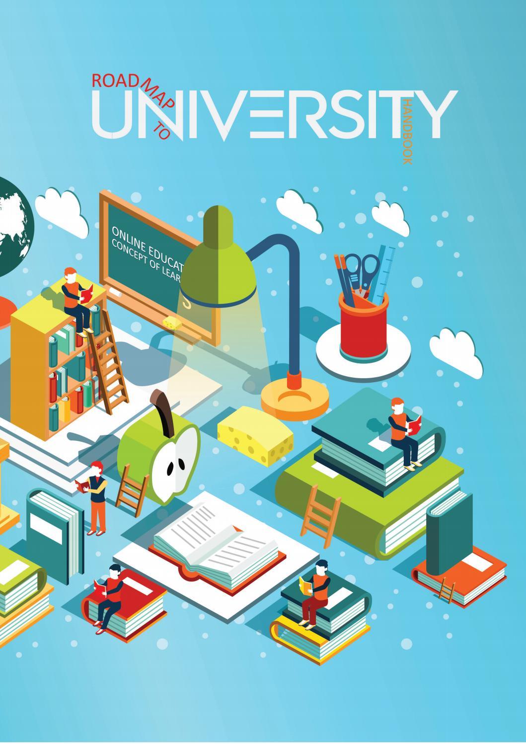2018 University/College Handbook by Dalat International School - issuu