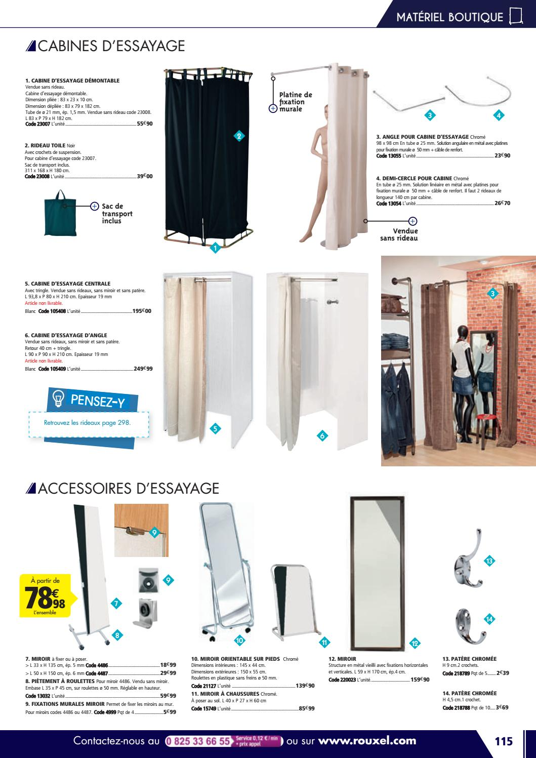 Cabine D Essayage Dimension catalogue général rouxel 2018 by rouxel - issuu