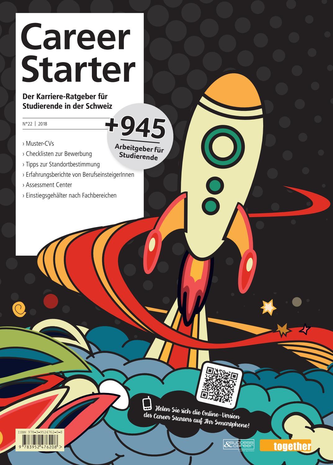 Starter Nr22 Issuu Ausgabe Ag Career Deutsche By Together 2018 XZuTPkOi