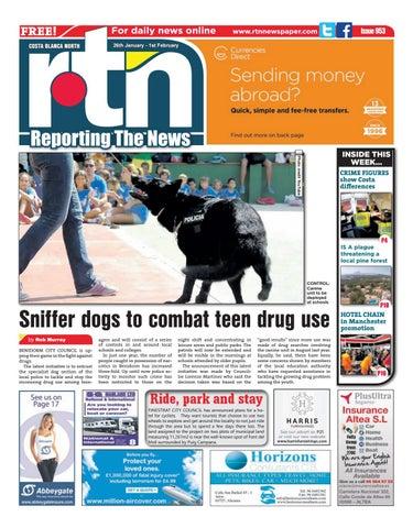f424437dca77b RTN Newspaper - Costa Blanca North 26 January- 1 February 2018 Issue ...