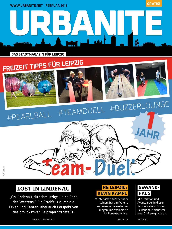Urbanite Stadtmagazin Leipzig Februar 2018 By Urbanite Issuu