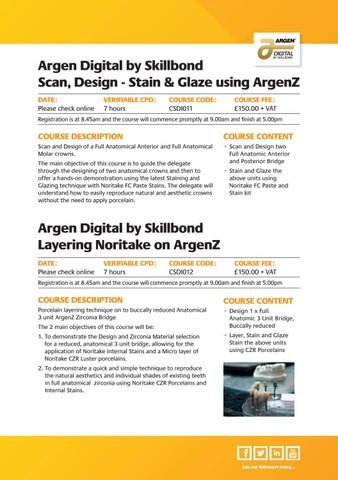 Page 11 of 3Shape and Digital Courses