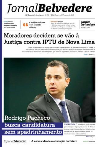 90fc60d2e1 Jornal Belvedere • Ed. 276