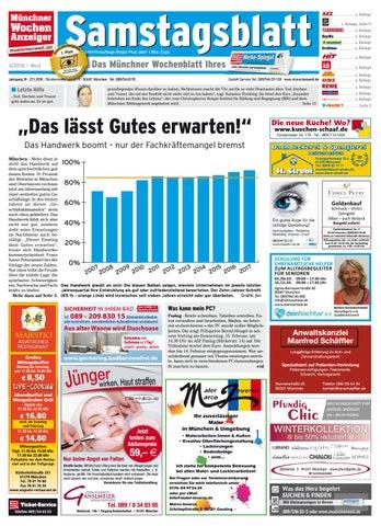 KW 04 2018 by Wochenanzeiger Medien GmbH issuu