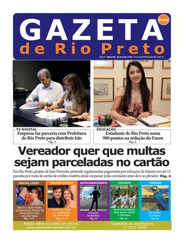 Gazeta de Rio Preto - 26 01 2018 by Social Light - issuu c9ad873b26