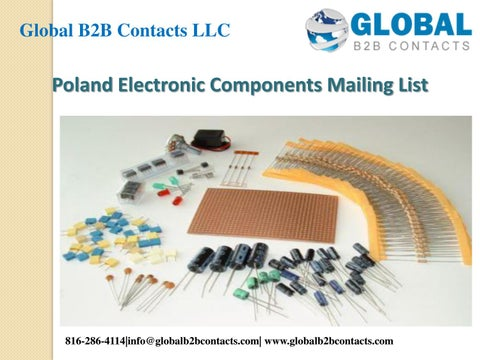 Poland electronic components mailing list by lara ruth - issuu