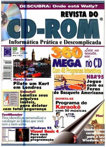 Revista do cdrom 010 by Michel França - issuu 0ebca348528c8