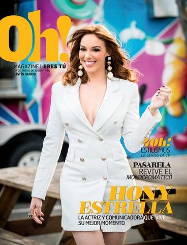 b93f7b9bf4 Oh Magazine 27-01-2018 by Listín Diario - issuu