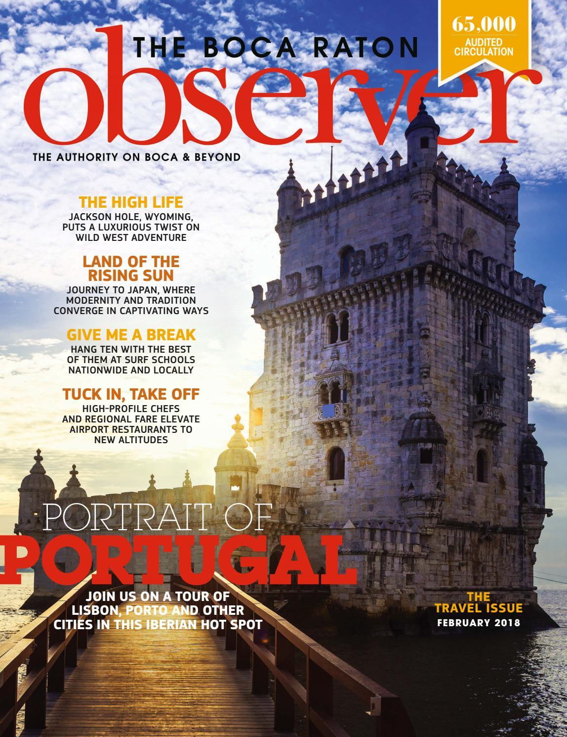 Boca Raton Observer Feb 2018 by Boca Raton Observer - issuu 6e0888fe62f