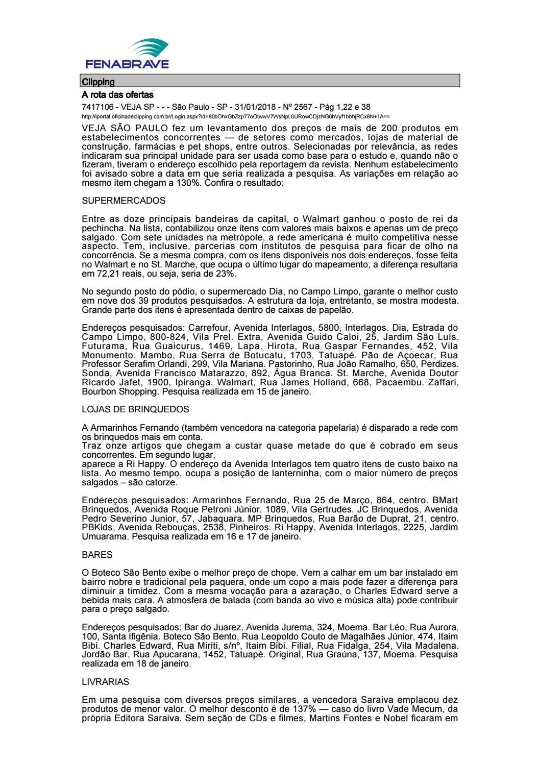 3bd799fc5 Clipping Fenabrave 26.01.2018 by MCE Comunicação - issuu