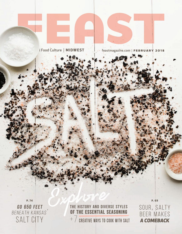 February 2018 Feast Magazine by Feast Magazine - issuu